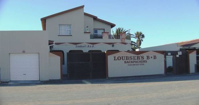 Make cheap reservations at a hotel like Loubser's Bed and Breakfast-Backpackers