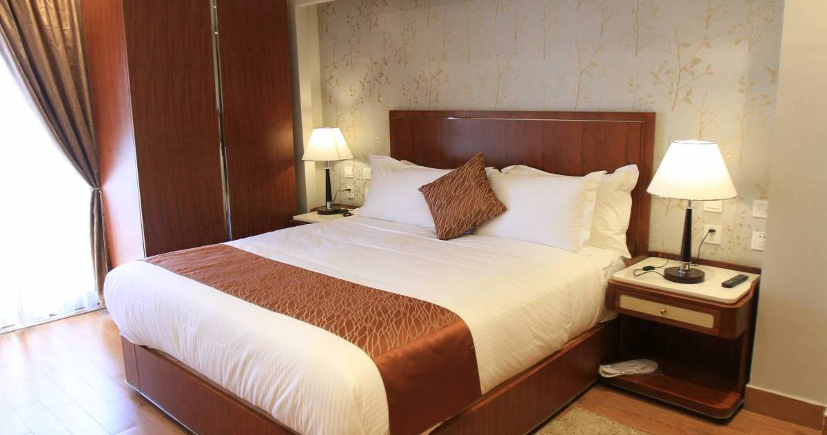 hotel bookings in Addis Ababa