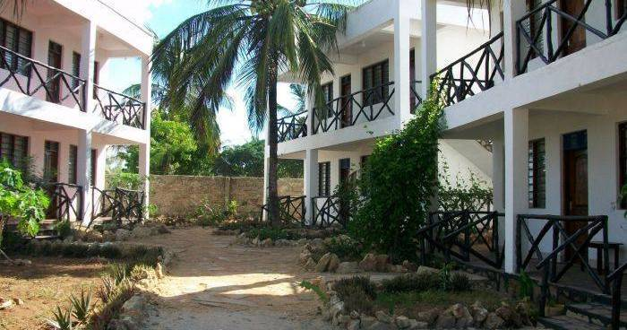 Make cheap reservations at a hotel like Msafiri Cottages