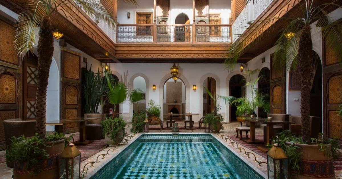holiday reservations in Marrakech