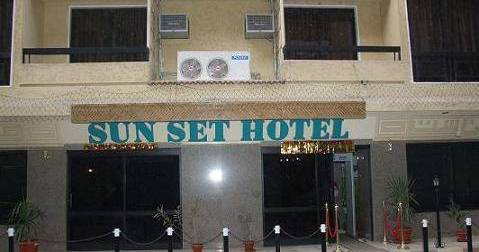 Make cheap reservations at a hotel like Sunset Hotel